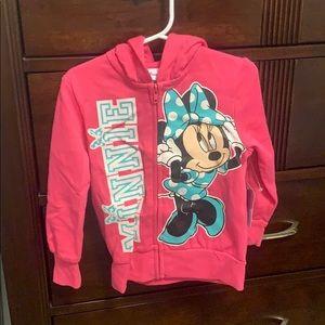 Disney toddler girl sweatshirt